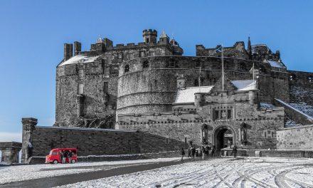 Day 32 of My Journey from 64 to 65 ProArgi9+ Edinburgh